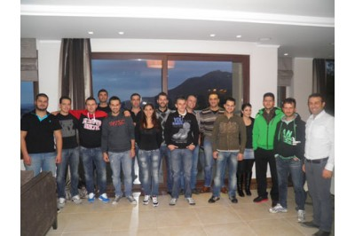 20-21/11/2012 ΚΑΣΤΟΡΙΑ-BARISTA EDUCATION PROGRAM