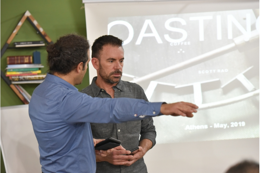 ROASTING MASTERCLASSES 22/05/2019