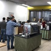 SCA Barista Intermediate@coffeelovers.gr #barista #baristatraining #espresso #cappuccino #coffeediploma #coffeelovers #coffee #coffeeknowledge #coffeeschool #latteart