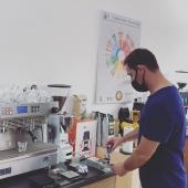 SCA Barista Foundation @coffeelovers.gr #barista #baristatraining #espresso #cappuccino #coffeediploma #coffeelovers #coffee #coffeeknowledge #coffeeschool