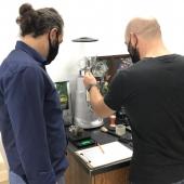 SCA Barista Intermediate@coffeelovers.gr #barista #baristatraining #espresso #cappuccino #coffeediploma #coffeelovers #coffee #coffeeknowledge #coffeeschool